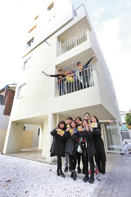 청년들을 위한 사회주택 달팽이집<사진=민달팽이 유니온 제공>