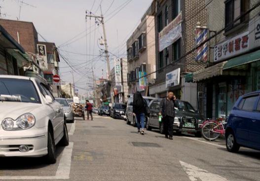 서울 중랑구의 한 이면도로<사진=tbs노경민 기자>